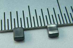 Small size multi-layered inductor